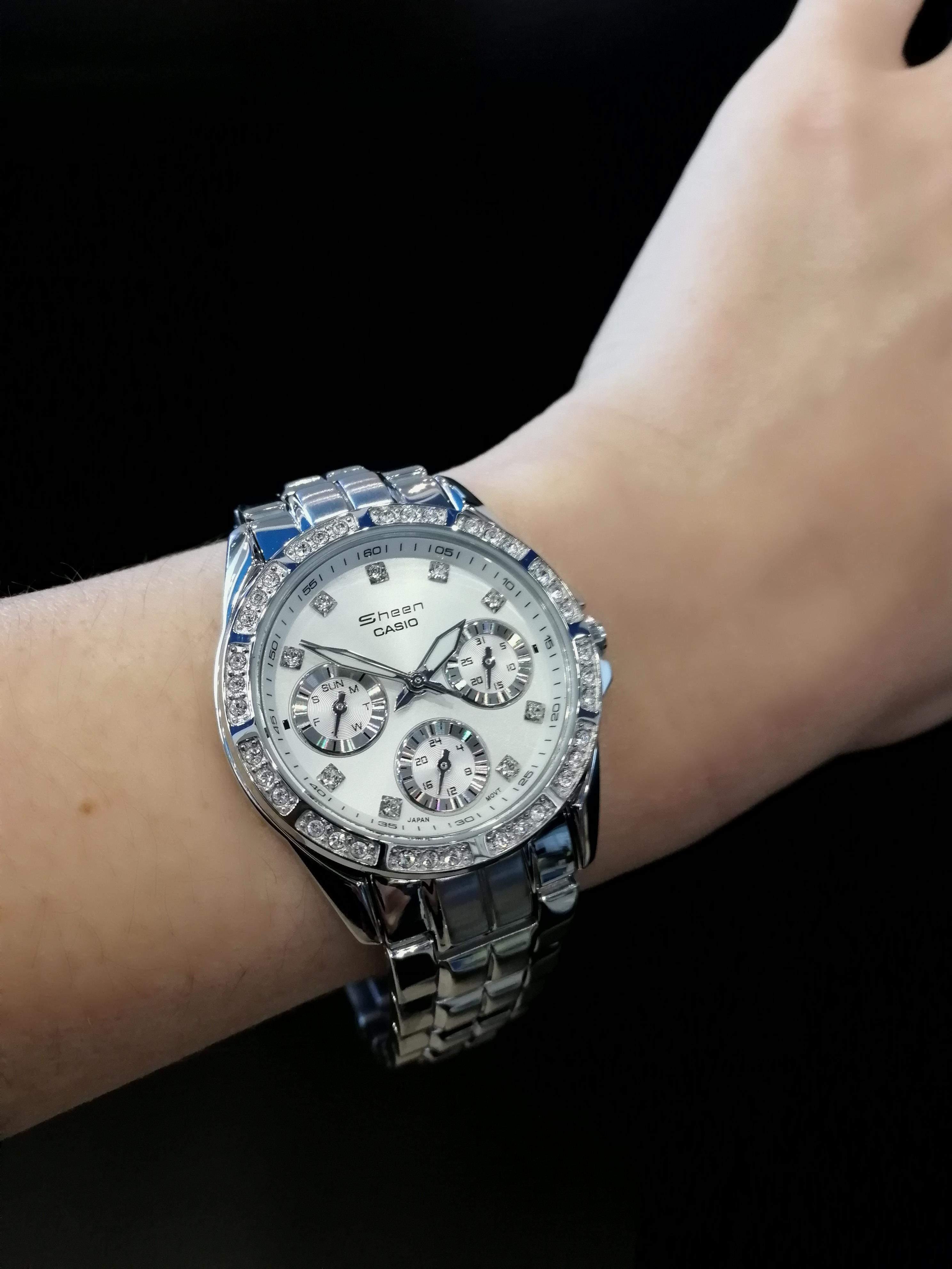 Часы casio shn-3013d отзывы