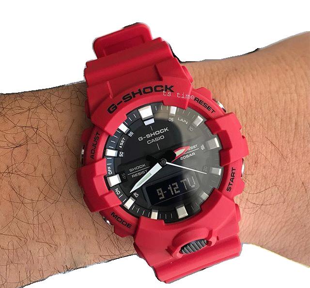 Часы casio g shock 800 4a отзывы