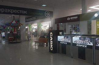 Остров «Casio Watch Factory»